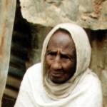 Anziana Eritreo