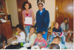 Maitemenai, una delle nostre case-famiglia in Asmara