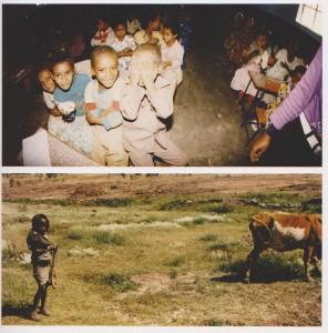 Foto Schifano- bambini eritrei