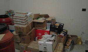 La nostra raccolta alimentare è terminata: GRAZIE! GRAZIE! GRAZIE!