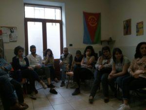 Report: Abbiamo incontrato alcune Associazioni della nostra comunità.